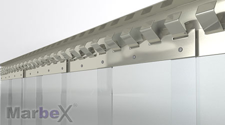 PVC Lamellen Industrie Marbex®